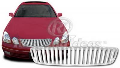 Grilles - Custom Fit Grilles - Restyling Ideas - Lexus GS Restyling Ideas Grille - 72-GL-GS43098