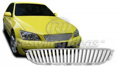 Grilles - Custom Fit Grilles - Restyling Ideas - Lexus IS Restyling Ideas Performance Grille - 72-GL-IS30001