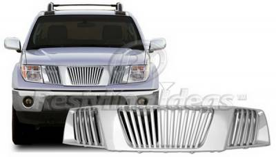 Grilles - Custom Fit Grilles - Restyling Ideas - Nissan Frontier Restyling Ideas Grille - 72-GN-FRT05
