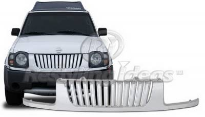 Grilles - Custom Fit Grilles - Restyling Ideas - Nissan Xterra Restyling Ideas Grille - 72-GN-XTE02