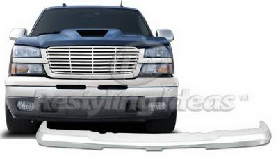 Silverado - Front Bumper - Restyling Ideas - Chevrolet Silverado Restyling Ideas Bumper Pad - 72-PCB-SIL03HUP