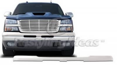 Avalanche - Front Bumper - Restyling Ideas - Chevrolet Avalanche Restyling Ideas Bumper Pad - 72-PCB-SIL03UPL