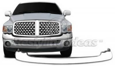 Ram - Front Bumper - Restyling Ideas - Dodge Ram Restyling Ideas Bumper Pad - 72-PDB-RAM02UP