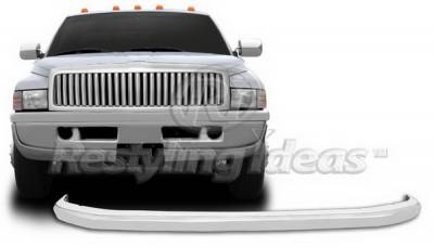 Ram - Front Bumper - Restyling Ideas - Dodge Ram Restyling Ideas Bumper Pad - 72-PDB-RAM94UP