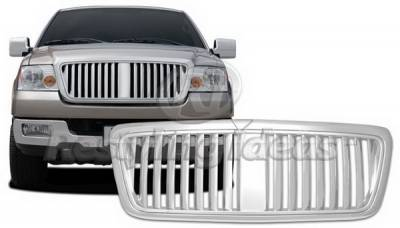Grilles - Custom Fit Grilles - Restyling Ideas - Lincoln Mark Restyling Ideas Grille - 72-PF-F1504VB