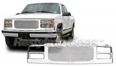 Grilles - Custom Fit Grilles - Restyling Ideas - GMC CK Truck Restyling Ideas Grille - 72-PG-CK94DN