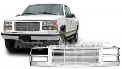 Grilles - Custom Fit Grilles - Restyling Ideas - GMC CK Truck Restyling Ideas Grille - 72-PG-CK94WB