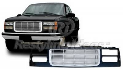 Grilles - Custom Fit Grilles - Restyling Ideas - Chevrolet CK Truck Restyling Ideas Grille - 72-PG-CK94WB-BC