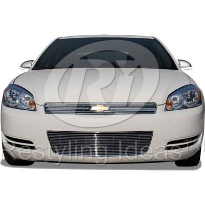 Grilles - Custom Fit Grilles - Restyling Ideas - Chevrolet Impala Restyling Ideas Billet Grille - 72-SB-CHIMP06-TB