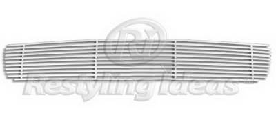 Grilles - Custom Fit Grilles - Restyling Ideas - Honda Accord 4DR Restyling Ideas Bumper Insert Grille - 72-SB-HOACC084V6-B