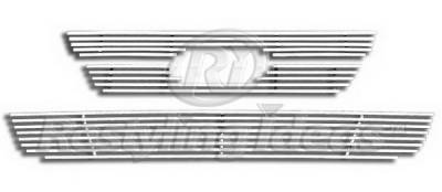 Grilles - Custom Fit Grilles - Restyling Ideas - Hyundai Sonata Restyling Ideas Grille Insert - 72-SB-HYSON06-TB