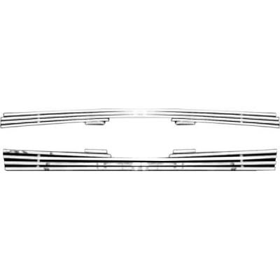 Grilles - Custom Fit Grilles - Restyling Ideas - Hyundai Tucson Restyling Ideas Billet Grille - 72-SB-HYTUC05-T