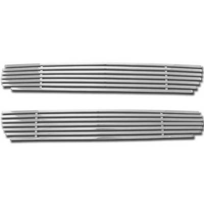 Grilles - Custom Fit Grilles - Restyling Ideas - Infiniti G35 Restyling Ideas Billet Grille - 72-SB-ING35204-B