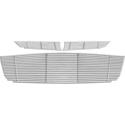 Grilles - Custom Fit Grilles - Restyling Ideas - Mazda CX7 Restyling Ideas Grille Insert - 72-SB-MACX707-T