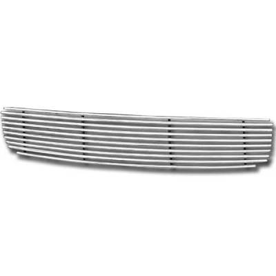 Grilles - Custom Fit Grilles - Restyling Ideas - Toyota Yaris Restyling Ideas Billet Grille - 72-SB-TOYAR07-B
