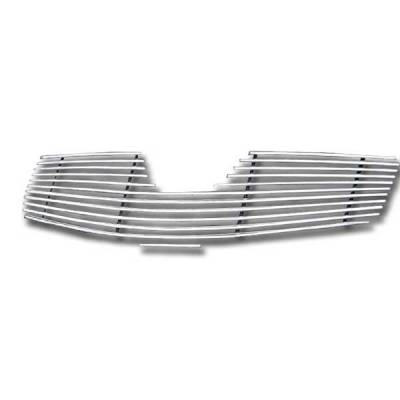 Grilles - Custom Fit Grilles - Restyling Ideas - Toyota Yaris Restyling Ideas Billet Grille - 72-SB-TOYAR07-T