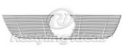 Grilles - Custom Fit Grilles - Restyling Ideas - Volkswagen Passat Restyling Ideas Grille Insert - 72-SB-VWPAS06-T