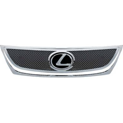 Grilles - Custom Fit Grilles - Restyling Ideas - Lexus GS Restyling Ideas Knitted Mesh Grille - 72-SM-LEGS306-T