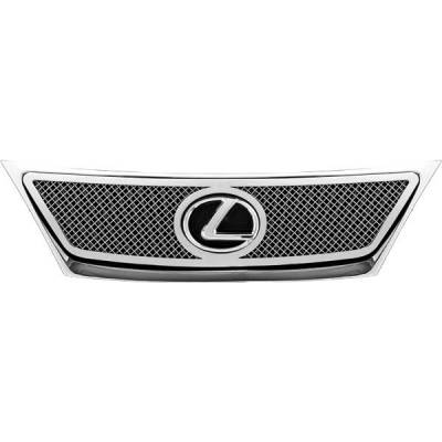 Grilles - Custom Fit Grilles - Restyling Ideas - Lexus IS Restyling Ideas Knitted Mesh Grille - 72-SM-LEIS206-T