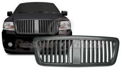 Grilles - Custom Fit Grilles - Restyling Ideas - Lincoln Mark Restyling Ideas Grille - 72-TPF-F1504VB