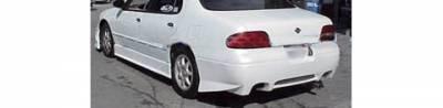 Altima - Rear Bumper - Sense - Nissan Altima Sense Evo 3 Rear Bumper - 93NAEVO3R
