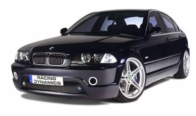 Racing Dynamics - BMW 3-Series E46 4dr TORNADO AeroKit