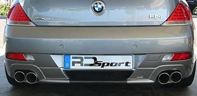 Racing Dynamics - Typhoon Rear Apron