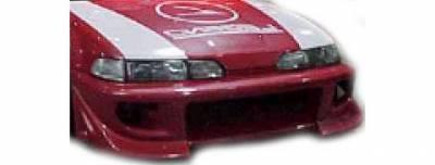 Sense - Acura Integra Sense Blitz Front Bumper - B303