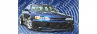 Accord Wagon - Side Skirts - Sense - Honda Accord Sense Buddy Club Style Side Skirts - BD-42S