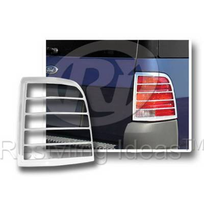 Headlights & Tail Lights - Tail Light Covers - Restyling Ideas - Ford Explorer Restyling Ideas Taillight Bezel