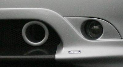 RD Sport - Typhoon Front Bumper