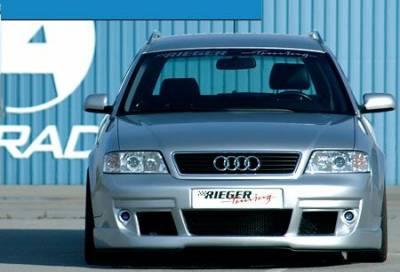 A6 - Front Bumper - RIEGER - RX Front Bumper