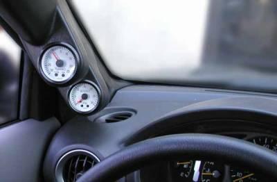 Car Interior - Gauges - ProParts - Pro Parts Dual Pillar Gauge Pod - 92072