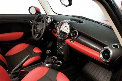 Car Interior - Interior Trim Kits - Putco - Mini Cooper Putco Chrome Interior Trim Kit - 27PC - 400534
