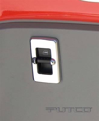 Car Interior - Interior Accessories - Putco - Volkswagen Beetle Putco Chrome Interior Power Switch - 403521