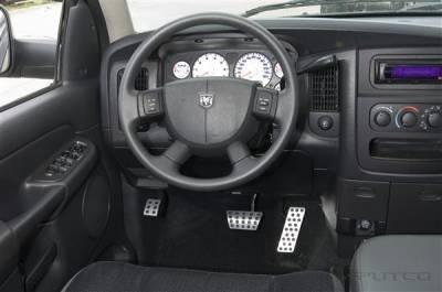 Car Interior - Car Pedals - Putco - Dodge Ram Putco Street Design Liquid Pedals - 931080