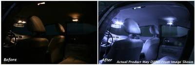 Car Interior - Dome Lights - Putco - Ford Fusion Putco Premium LED Dome Lights - 980037