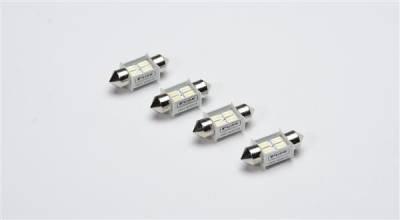 Car Interior - Dome Lights - Putco - Mazda CX-9 Putco Premium LED Dome Lights - 980232