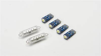 Car Interior - Dome Lights - Putco - Cadillac CTS Putco Premium LED Dome Lights - 980525