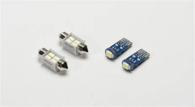 Car Interior - Dome Lights - Putco - Honda Ridgeline Putco Premium LED Dome Lights - 980672