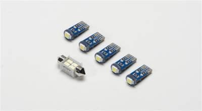Car Interior - Dome Lights - Putco - Toyota Venza Putco Premium LED Dome Lights - 980761