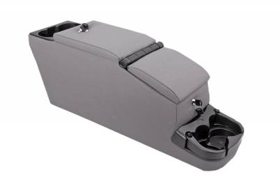 Car Interior - Arm Rests - Omix - Rugged Ridge II - Locking Console - 13103-15