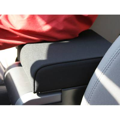 Car Interior - Arm Rests - Omix - Rugged Ridge Arm Rest Pad - 13107-01