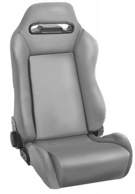Car Interior - Racing Seats - Omix - Rugged Ridge The Sport Seat - High Back - 13405-15