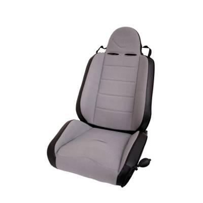 Car Interior - Racing Seats - Omix - Rugged Ridge RRC - Racing Seat - Reclining - 13406-15