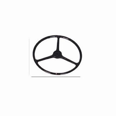 Car Interior - Steering Wheels - Omix - Omix Steering Wheel - Black - 18031-01