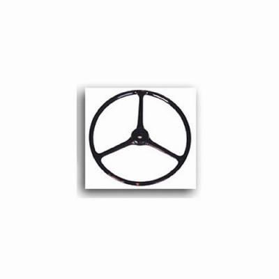 Car Interior - Steering Wheels - Omix - Omix Steering Wheel - Black - 18031-04