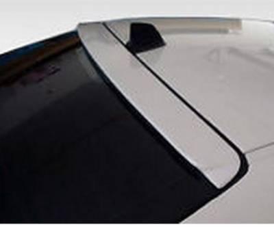 DAR Spoilers - Bmw 3 Series 4Dr DAR Spoilers Custom Rear Wing w/o Light ABS-306