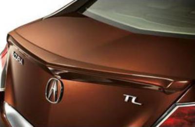 DAR Spoilers - Acura TL DAR Spoilers OEM Look Trunk Lip Wing w/o Light ABS-541