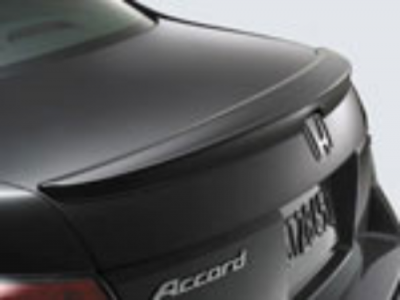 Spoilers - Custom Wing - DAR Spoilers - Honda Accord 4Dr DAR Spoilers OEM Look Trunk Lip Wing w/o Light ABS-714